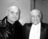 Con Salvatore Accardo
